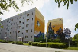 DasDigitaleBrett Wohnhaus Luckenwalde Umruestung