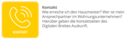 DasDigitaleBrett Software Module Kontakt