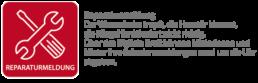 DasDigitaleBrett Software Module Reperaturmeldung